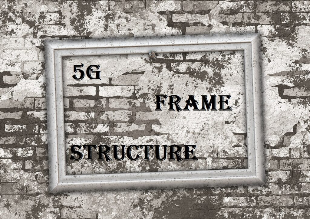 5G Frame Structure