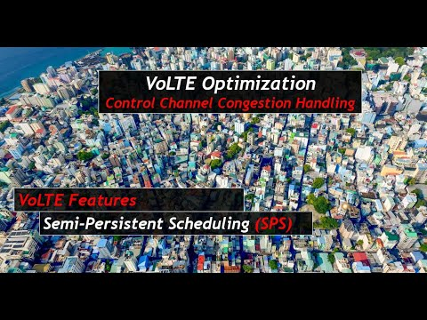 VoLTE Optimization: Control Channel Congestion Handling