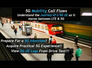 5G Call Flows